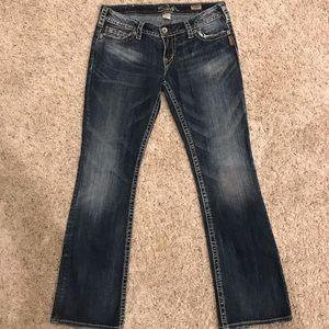 - SILVER Denim Jeans -
